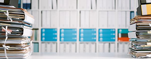 Hoe ga je goed om met alle GDPR documentatie?